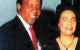Clarence Glover and Coretta Scott-King